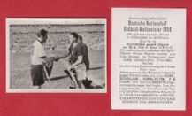 West Germany v Hungary F.Walter Puskas (16)